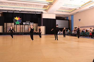 Session SA-03 - Line Dance Choreography