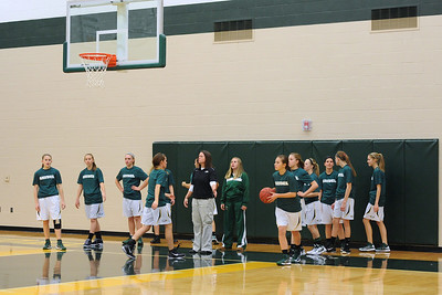 Girls Varsity Basketball - CMB 2012
