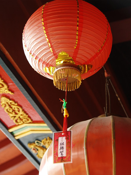 Steveston's Buddhist Temple, the largest in North America.