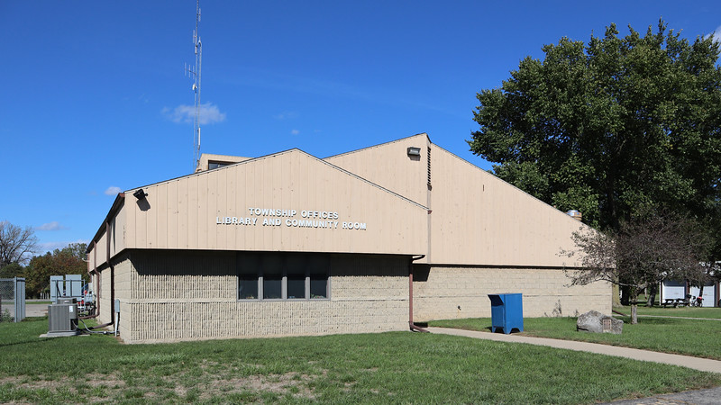 Somerset Township Office, Library, Community Room
