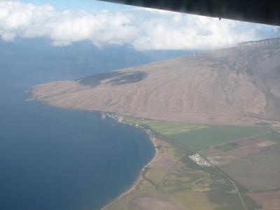 Hawaii and Maui