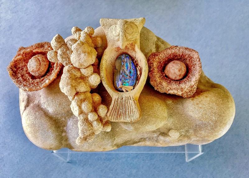 Ancestral Pueblo Altar