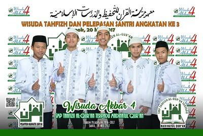 170520 | Wisuda Akbar 4 SMP Tahfizh Pesantren Madinatul Quran