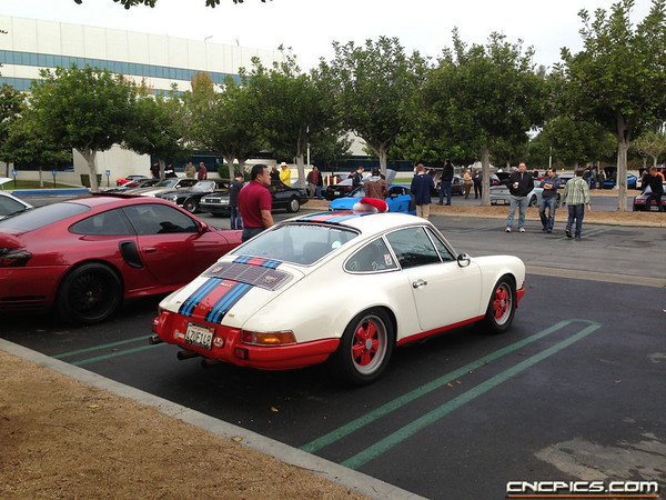Cars and Coffee December 1st 2012