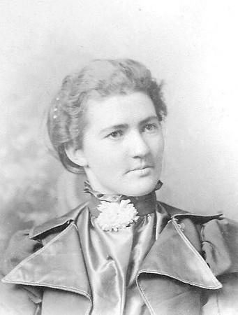 Mary Matilda Humphries