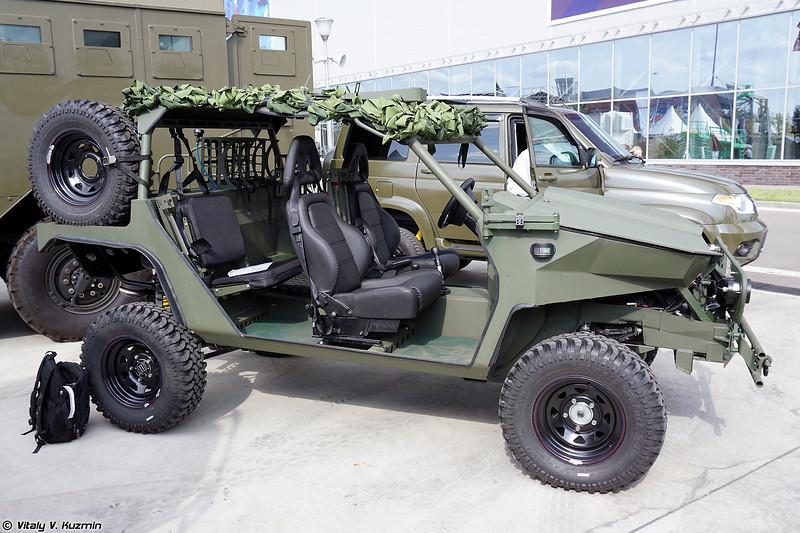 Сверхлегкое транспортное средство Сармат (Sarmat buggy)