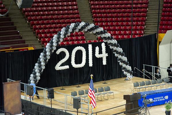 2014-05-21 Graduation Wells Fargo Arena