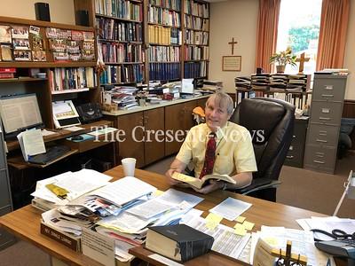 07-20-18 NEWS Pastor Luhring 50th anniversary, TM
