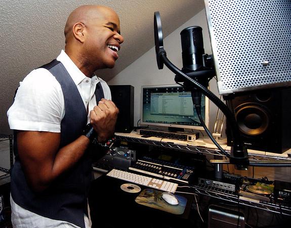 Singer Chris Willis