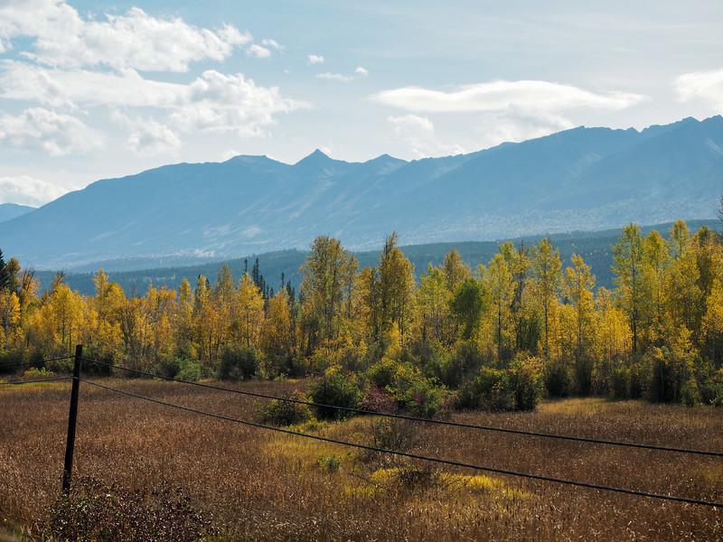 British Columbia landscape