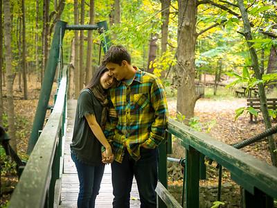 Rachel & David