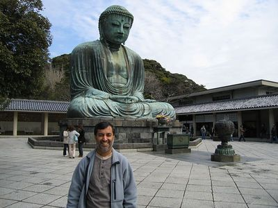 Kamakura - Daibutsu (Great Buddha)