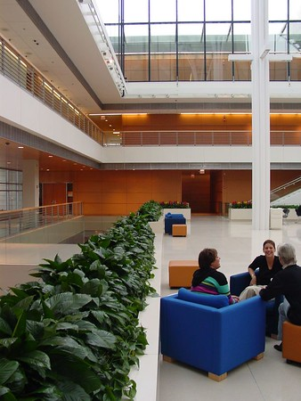 Chicago GSB Hyde Park Center