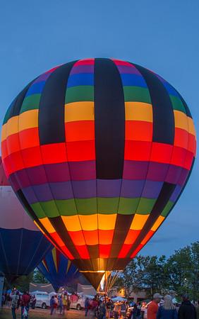 05-30 Canyon City Balloon Festival