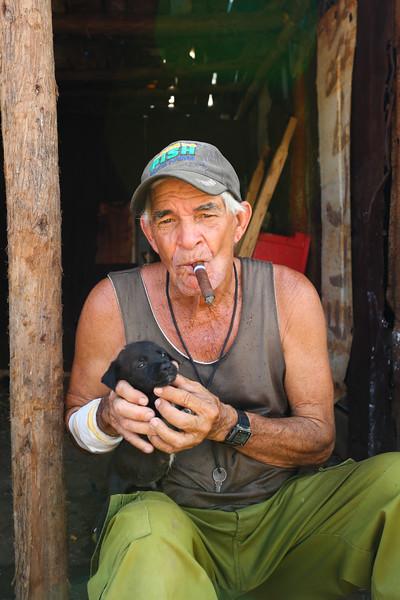 around Cuba