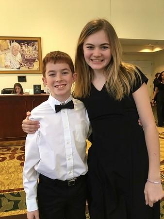 All-State Chorus 2017 (8th grade)