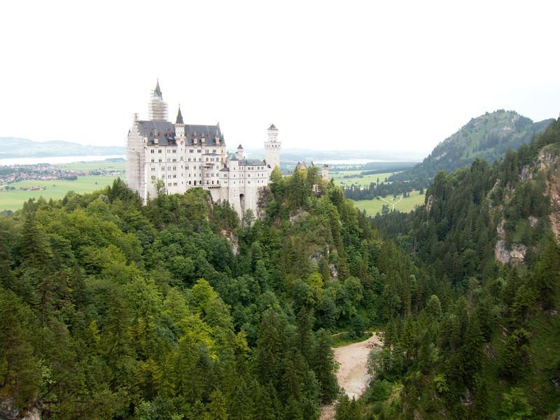 Schloss Neuschwanstein http://tiny.cc/a6u9hw