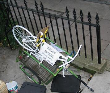 London Critical Mass 28.10.2005