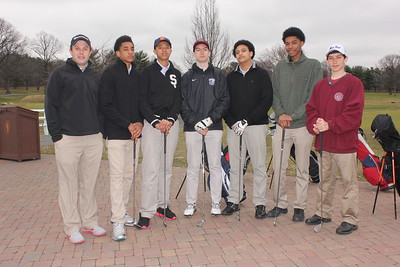 SBP 2015 Golf Team - Group Photo