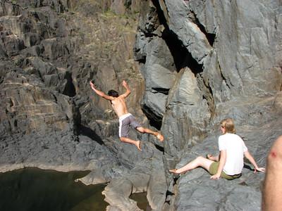 Cairns - Baron Falls