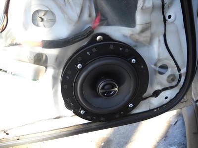 2002 Subaru Impreza WRX Front Speaker Installation - USA