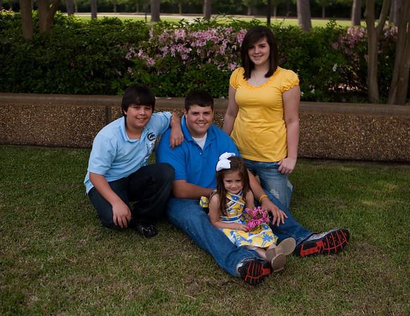 O'Brien Family 2010