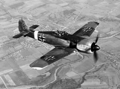 Focke Wulf, Fw 190