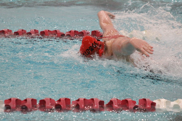 SWIMMING Crown Point vs. Portage 2021