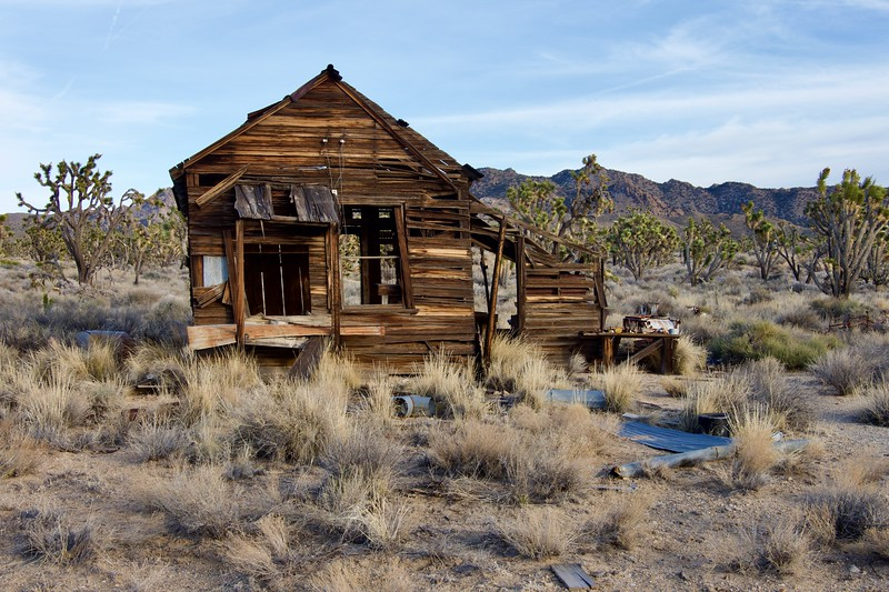 Death Valley mine