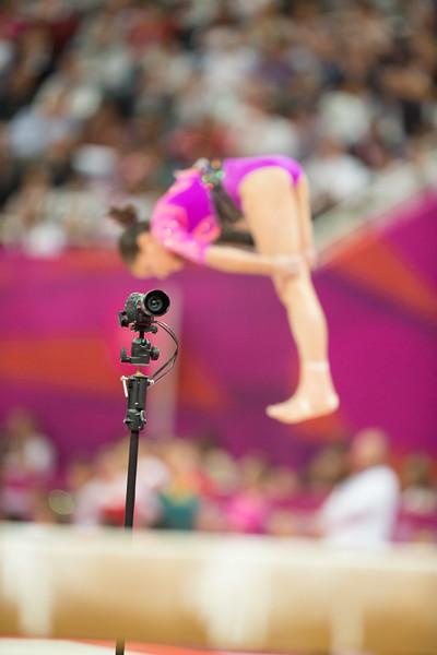 __02.08.2012_London Olympics_Photographer: Christian Valtanen_London_Olympics__02.08.2012_D80_4525_final, gymnastics, women_Photo-ChristianValtanen