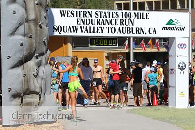 Western States 100M Endurance Run 2013