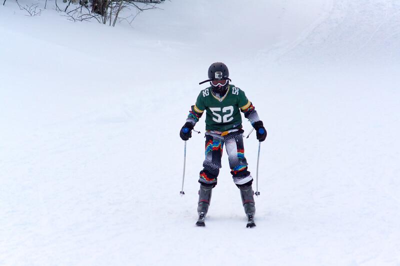 Whitecap Mountain December 2013