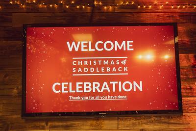 Christmas -  Volunteer Appreciation Dinner