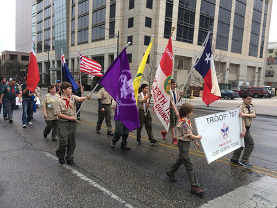2014 02 Troop 707 Report To State
