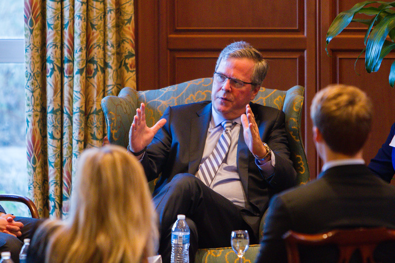 0108 UNC Kenan-Flagler Business School - Jeb Bush 1-27-14.jpg