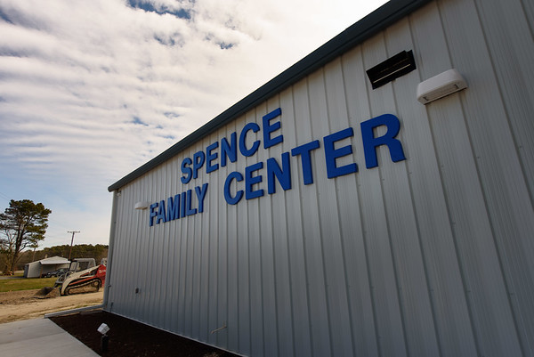 Spence Church Family Center Dedication