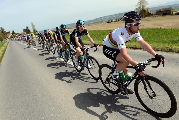 Tour de Romandie Stage 3: La Neuveville > Charmey, 157.6kms