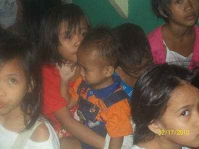 Christmas For the Payatas Kids - 2010