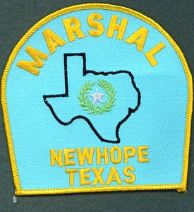 New Hope Marshal ( Defunct )