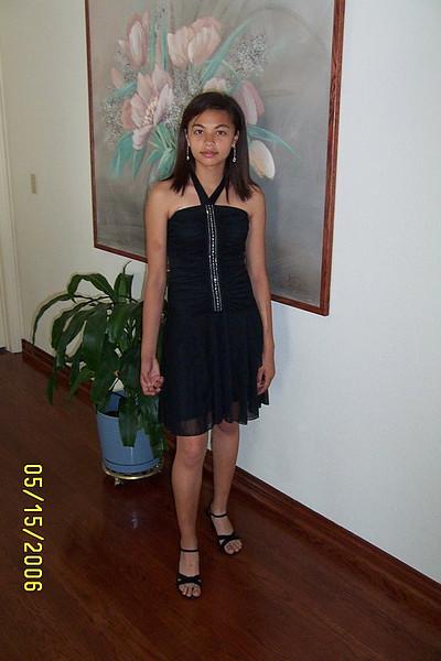 Liv's Middle School Grad 06.20.06