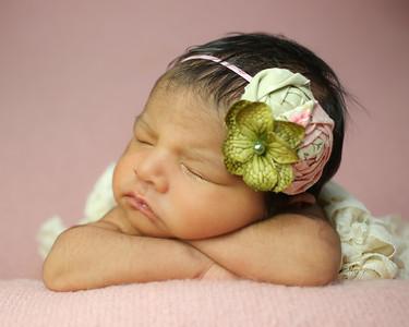 Zubieta Newborn Peeks