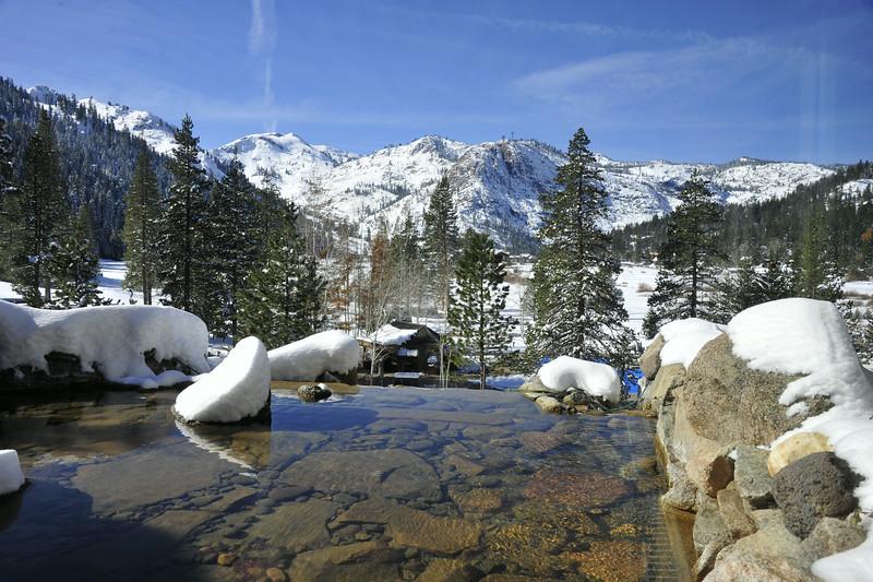 Squaw Valley Lake Tahoe