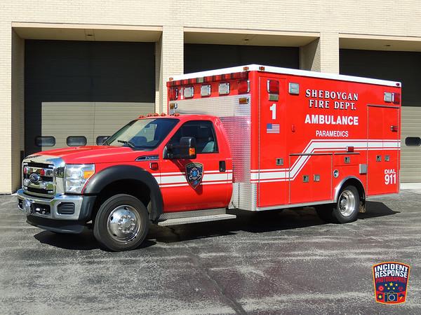 Sheboygan Fire Department