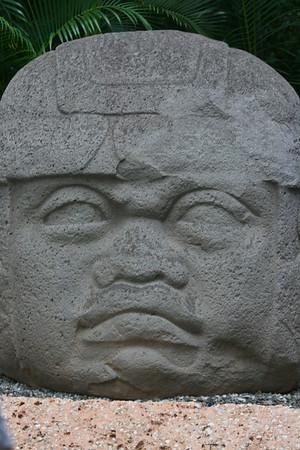 LA VENTA & Olmec Heads