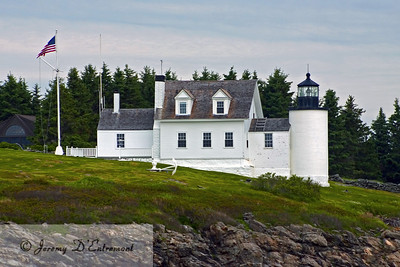 Tenants Harbor Lighthouse