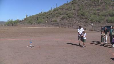 Cub Scout Rockets - 2009