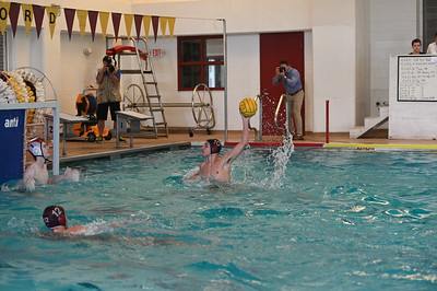 Water Polo Action Shots