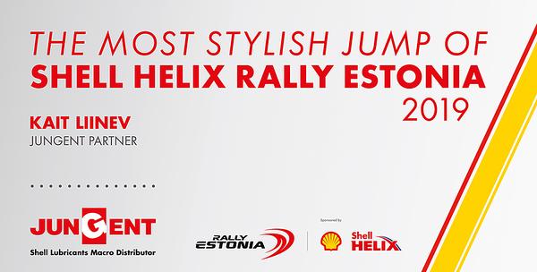 Shell Helix Rally Estonia 2019