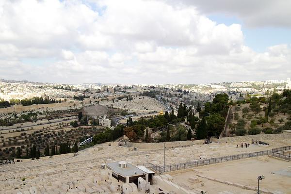 Jerusalem - November, 2016
