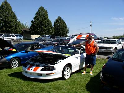 Inland Northwest Camaro Club Show 08/2006